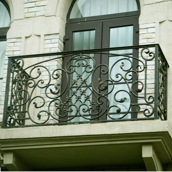 Top Selling Modern Wrought Iron Balcony Grill Designs Buy Modern