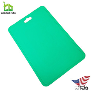 Fashion chopping board food factory cheap plastic chopping board