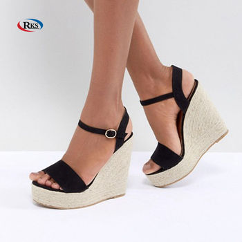 Situation sexy wedge heel something