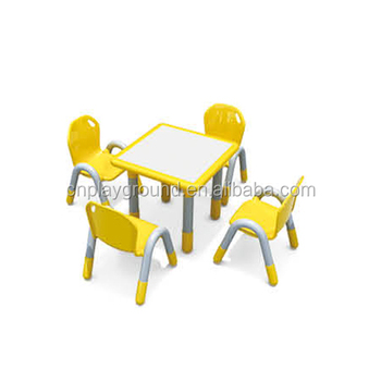 Hc 1604a Hy Island Enjoy Your Childhood Dream High Quality Used Nursery Furniture Kids Table