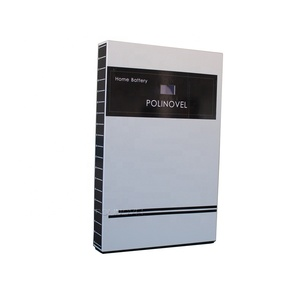 Polinovel lifepo4 5kwh solar lithium home storage replace tesla battery powerwall