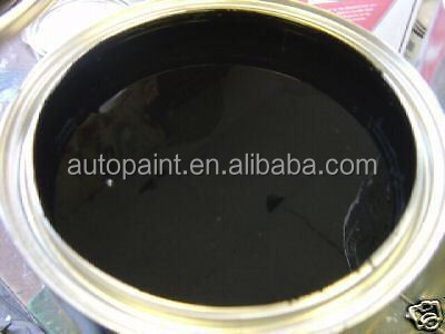 Grinice brands hot selling easy sanding matte black car paint