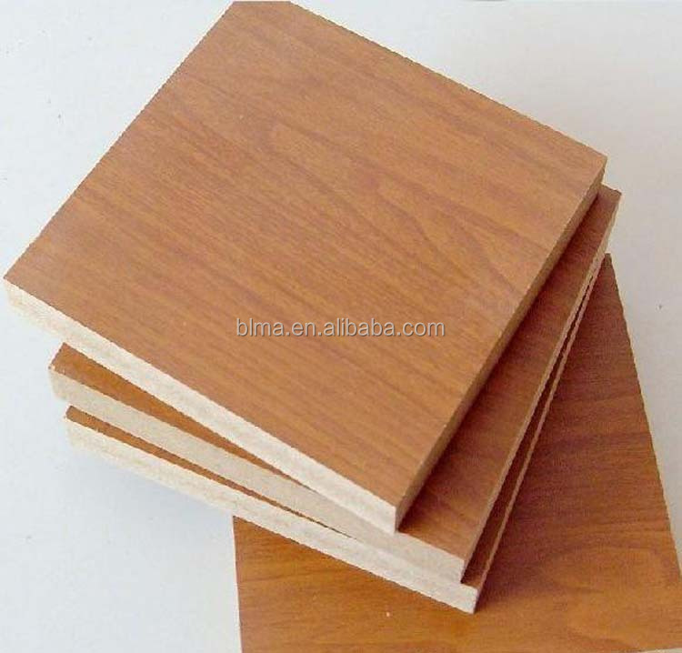 melamine mdf board,1220*2440,all thickness,all colour,red,blue, black,yellow,wood grain