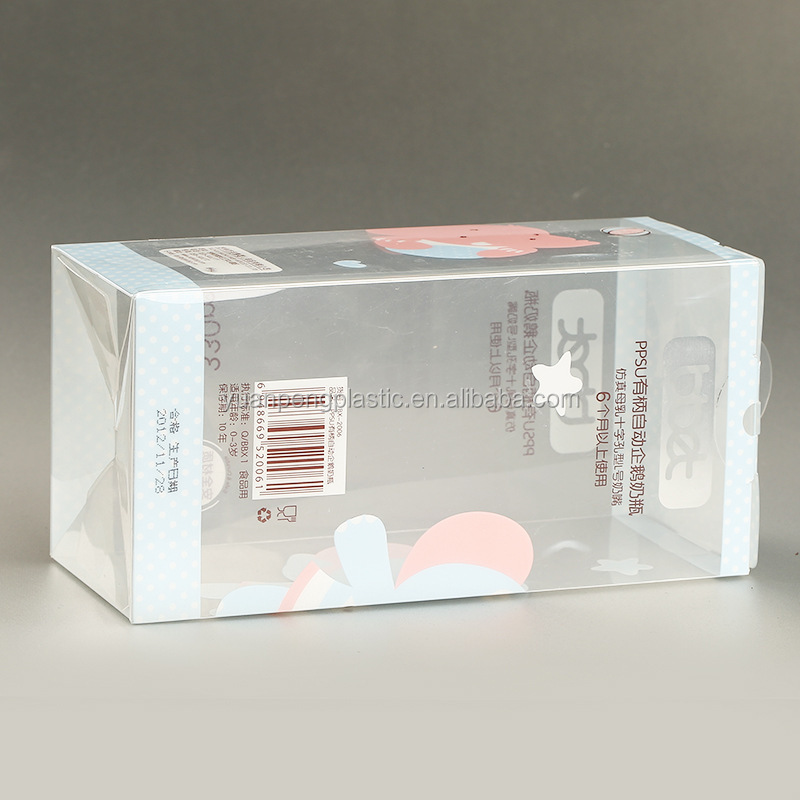 Barato caja de pl stico transparente para el regalo - Caja transparente plastico ...