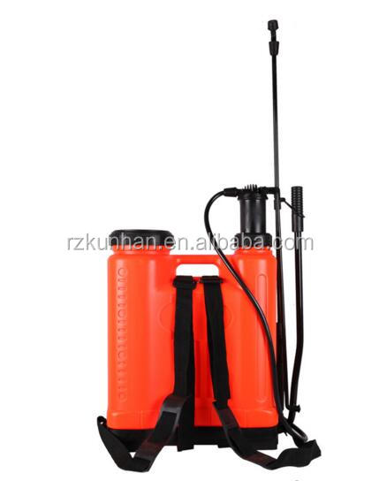 hot selling 16L 18L 20L agriculture plastic hand knapsack battery sprayer