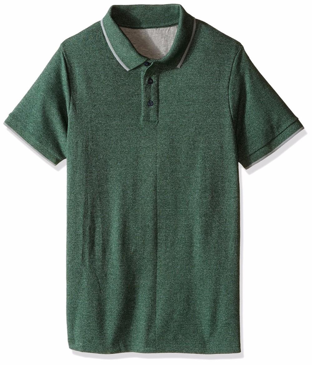 Plain Design Wholesale Cheap Polo T Shirts Printed Golf T