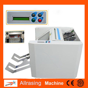 Automatic Booklet Making Machine
