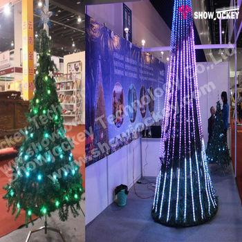 2 Verschillende Afmetingen Oplaadbare Led Verlichte Kerstboom - Buy ...