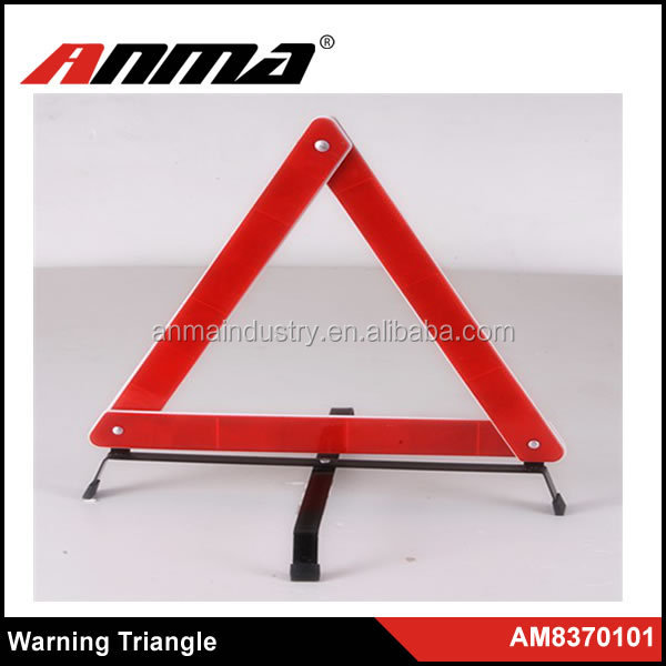 ABS Emergency Roadside Warning Triangle/ Highway Warning Triangle Kit