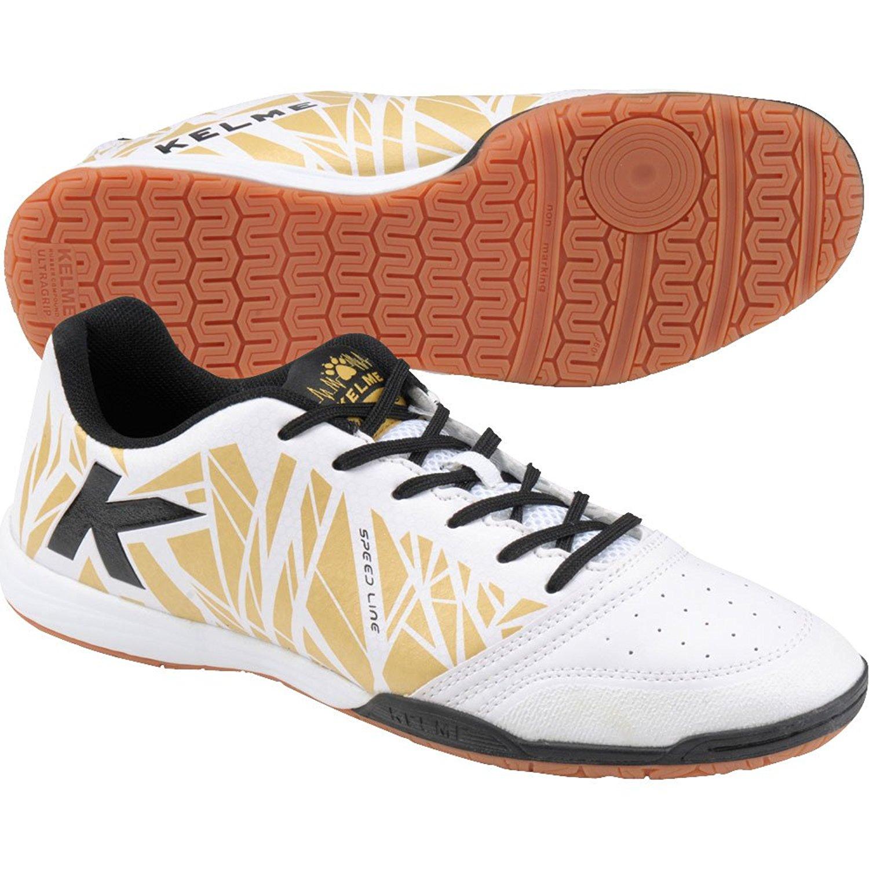 a0dd6d103 Kelme Mens Subito Ds Indoor Soccer Shoes