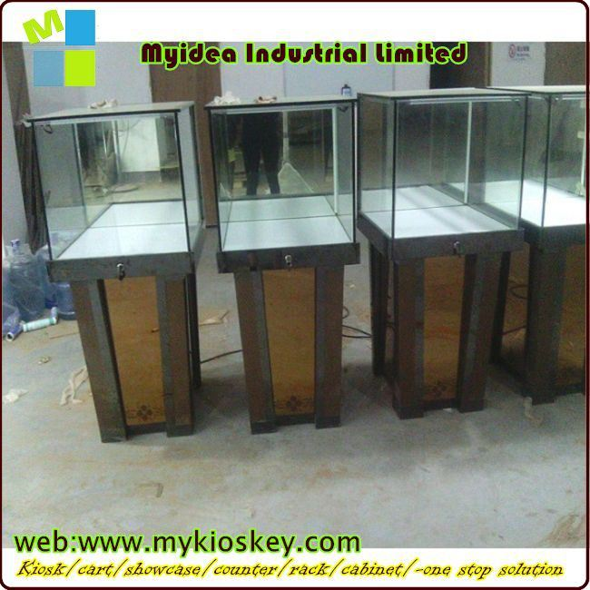 Wholesale Jewel Showcase For The Retail Store With Led Light Lcd ...