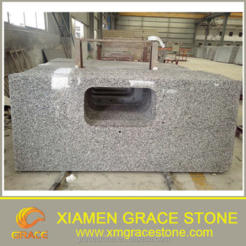 Popular Swan White Granite For Kitchen And Bathroom Countertops