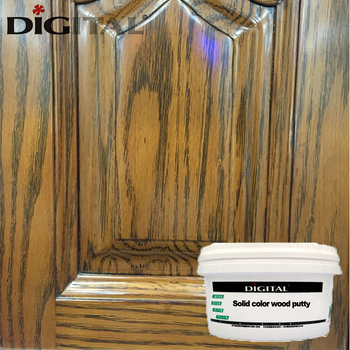 High Hardness Wood Filler Furniture Polyester Colored Wood Putty