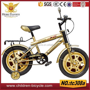 Model No.308 kids bicycle /bmx children bike for sale
