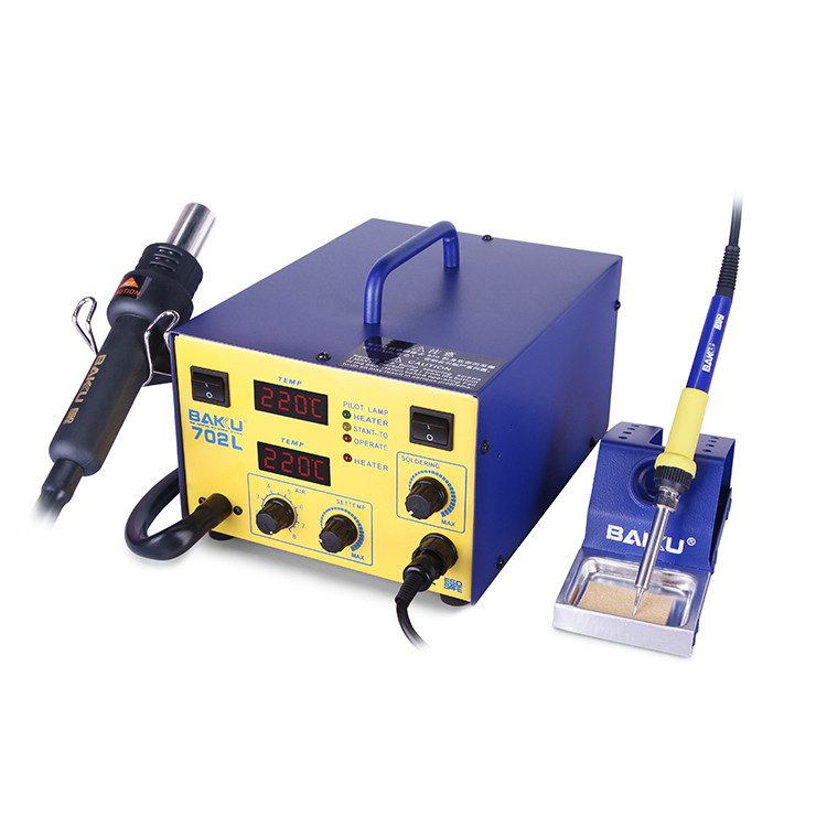 BAKU BK-702L The Hign Quality Smd Bga Rework Station With Hot Air Soldering Station