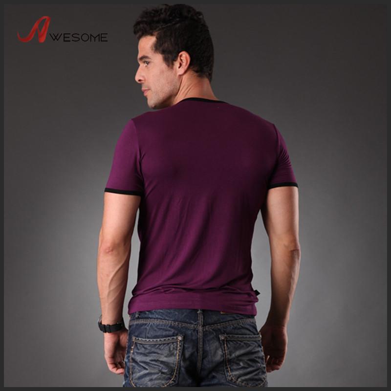 Athletic Men 39 S Fashion Design Slim Fit Wholesale Blank T
