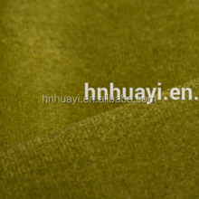 Sophisticated technology specialized 100% polyester peach skin velvet fabric