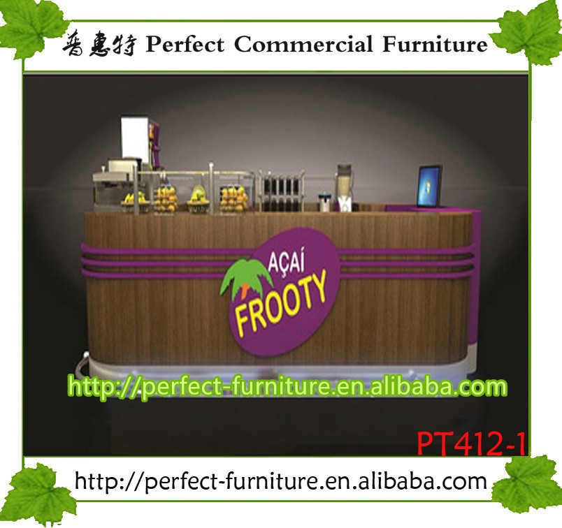 Manucturer classic food kiosk bubble tea coffee bar counters shop design crepe for sale buy - Classic bar counter design ...
