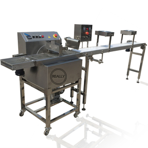 high quality factory price chocolate covered nuts making machine