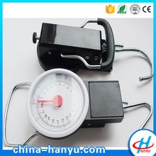 HY-JX Portable Digital Luggage Scales Plastic Fish Weighing Scale