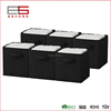 Collapsible Cloth Storage Cube Basket Bins Organizer Containers Drawers