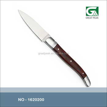 collection quality pakka wood handle laguiole