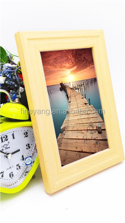 cheap mini home decor vintage Photo frame and multi frame
