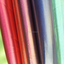 Two color tissue Lame Organza Fabric