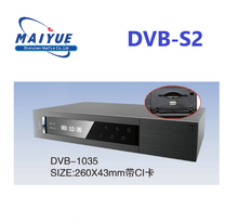 2018 Newest DVB-S2 Digital Satellite TV Receiver Sunplus 1506G