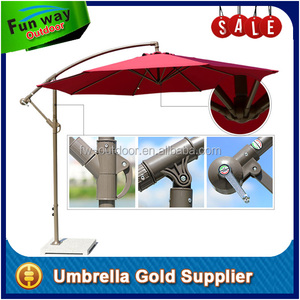 Banana outdoor Patio umbrella parts