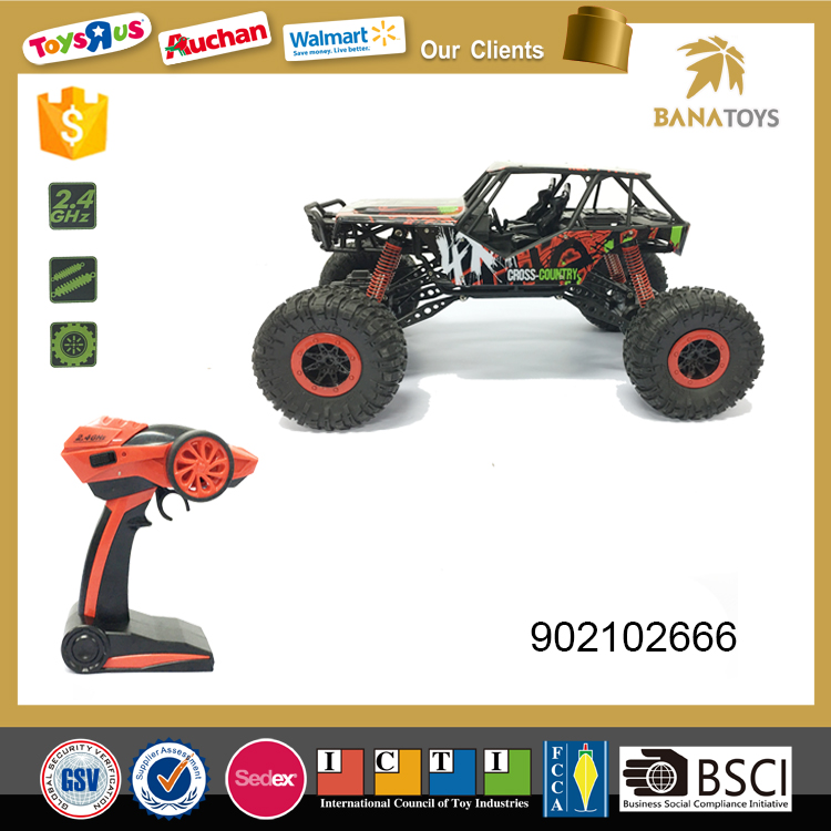 1:10 electric vehicle remote control car toy