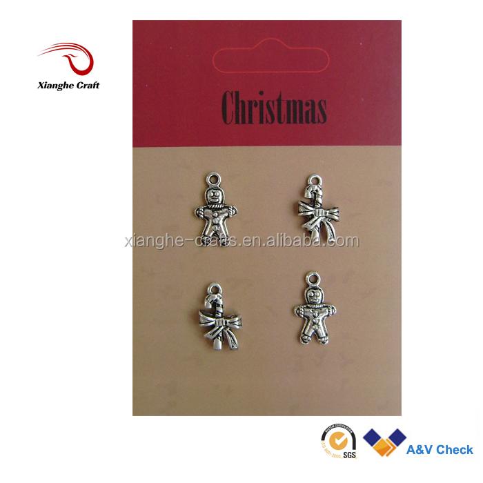 Cheap Bulk Christmas Gifts Christmas Tree Gift Box Metal Charms ...