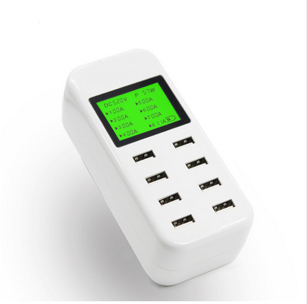 Çok Hızlı Usb Telefon Şarj Cihazı 8 port Usb şarj aleti akıllı telefonlar için