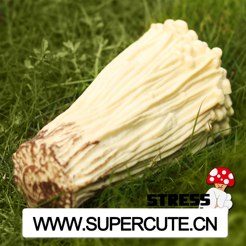 Supercute brand High quality,anti stress mushroom shape Toy