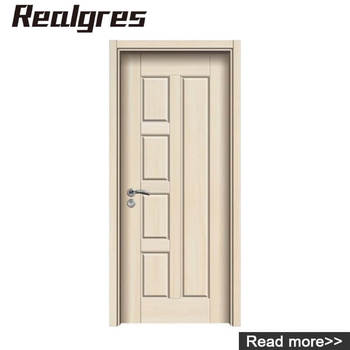 Ds 79 Soundproof Interior Door Indoor Solid Wood Doors For Sale