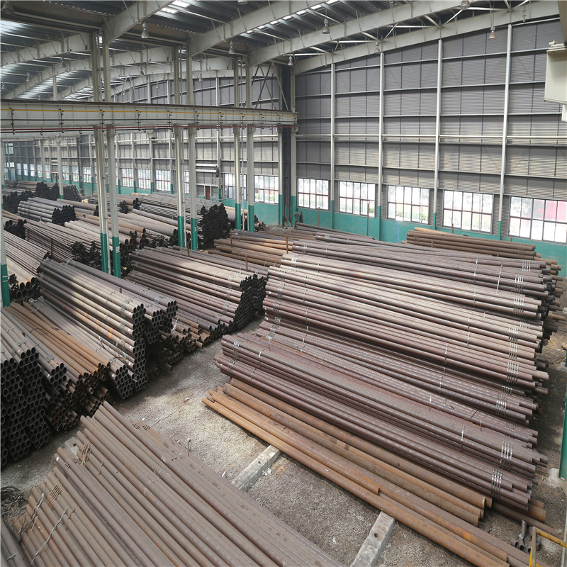 Hot rolled A106 GrB SCH40 carbon steel seamless pipe