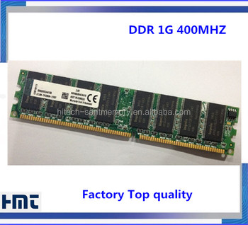 100% working and high quality original 2GB 2X1GB PC2700 DDR 333MHZ 184pin desktop memory