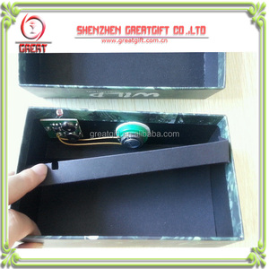 light sensitive sound module for gift box light activated greeting card sound module