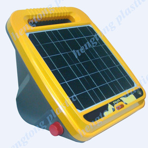 all in one solar electric fence energizers of 20 km farm fencing
