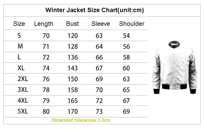Wholesale Mens Winter Outdoor Customized Printed Windbreaker High Quality Motorcycle Motorbike Bomber Jacket Custom