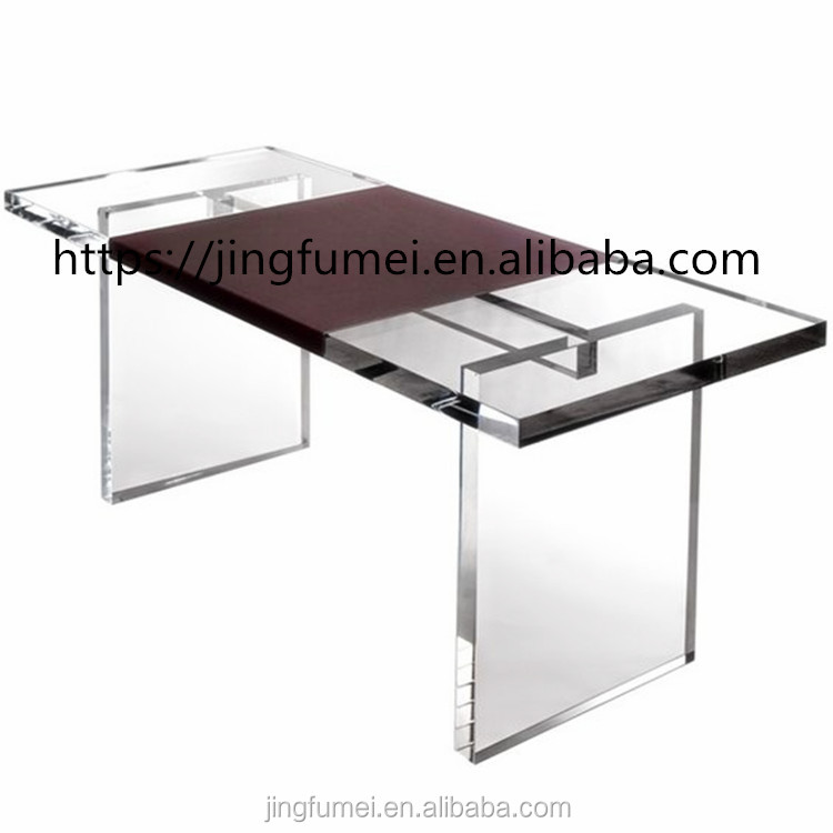 Luxury Lucite Acrylic 8 Seaters Dining <strong>Table</strong>