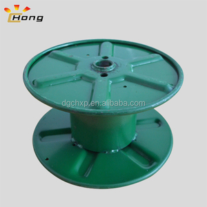 Punching Type Steel Cable Reel For Wire Production