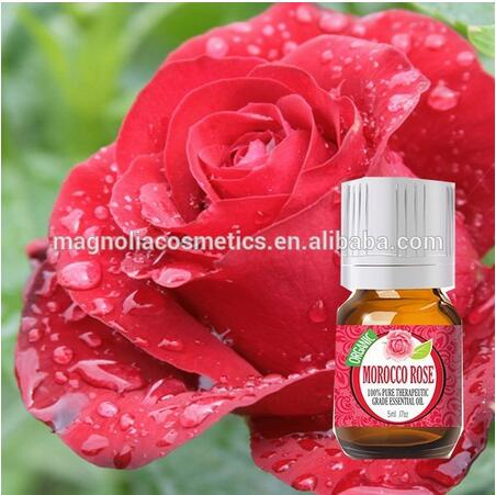 OEM Pure Carrier Oil/Rose Essential oil, Rose Beauty Oil, Rose Massage Oil
