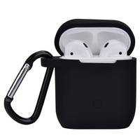 Silicone Protective Carrying Cover Anti Lost Pouch Bag For Apple Airpod, For Airpod Case Cover