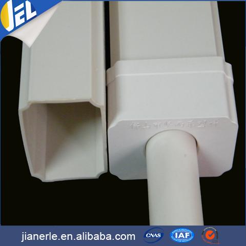 China pl stico pvc hidrop nico tubo cuadrado para - Tubo pvc cuadrado ...