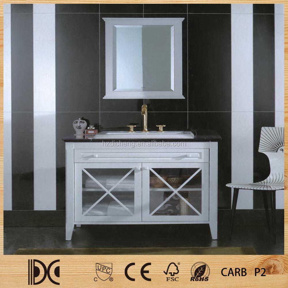 Glass Door Bathroom Vanity, Glass Door Bathroom Vanity Suppliers and ...