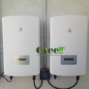GCL Inverter Ginlong Grid Tie Inverter for Wind Turbine Generator