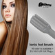 Newest Rechargable Cordless Hair Straightener,top quality hair straightener brush,Touch Screen No Heat Hair Straighteners