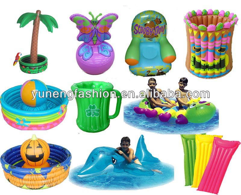 Inflatable toy/beach ball /Swim ring