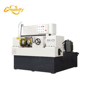 Most practical Z28-215 type Automatic High Speed Screw Bolt Thread Rolling Machine Price